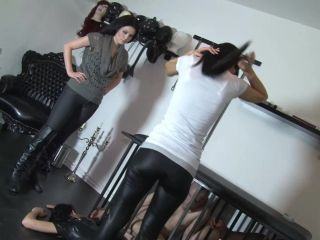 Lesbian Domination – Goddess Chanel HD clips – our disgusting foot slut – Mistress Black Diamoond