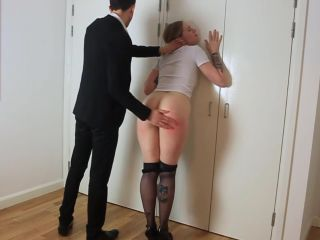 Daughter punished by Father