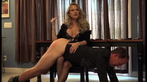 Spanking 7424 Mistress Aleana