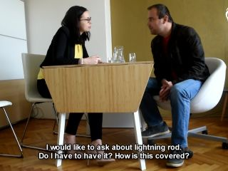 Czech Soles – Worshiping two insurance agent's amazing feetON a great deal  - double domination - fetish porn chanel santini foot fetish