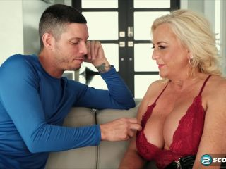 mature - 50PlusMilfs presents Charli Adams in Young cock for a busty, blonde MILF – 18.07.2019