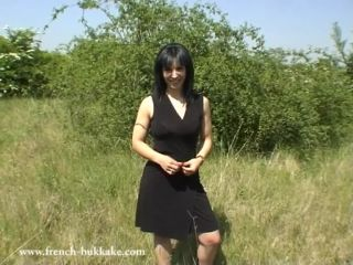 French-bukkake_com - Casting : Natacha