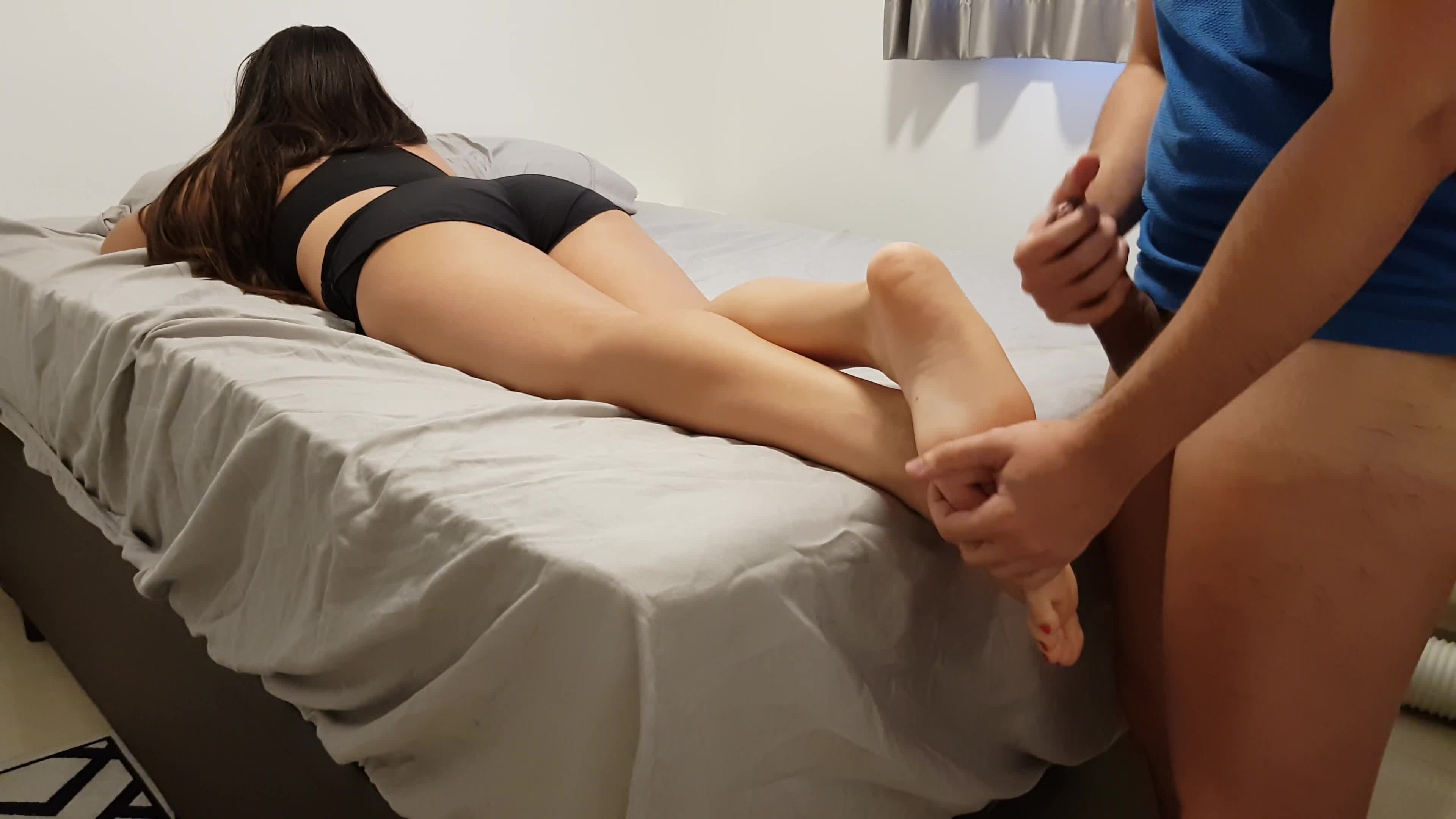 Lesbian Foot Worship Interview