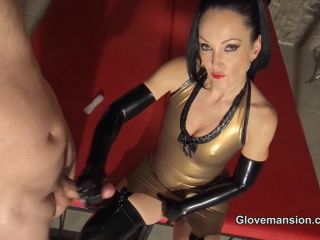 FemdomZzz - Glove Mansion: Fetish Liza - Milked By Long Latex Gloves -  Download or Watch Online Femdom Porn from Keep2share, K2s