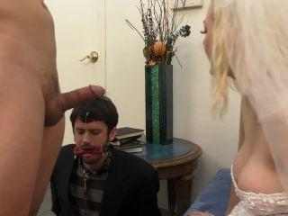 Porn online [Femdom 2018] The Venus Girls – Valentines Day Honeymoon Wedding Night Massacre. Starring Jenna Ivory, Slave Fluffy and Jason Katana [Cuckold, Cuckolding, Cucky, Cuck, Sperm] femdom