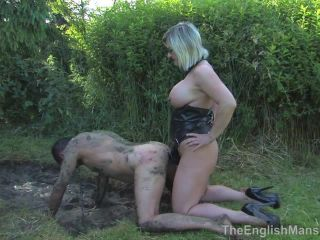 The English Mansion – Lady Nina Birch – Rough And Dirty Strapon – Part 3