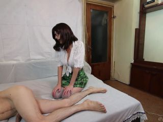 Amedee Vause in Morning Wood And Horny Sister part1of3