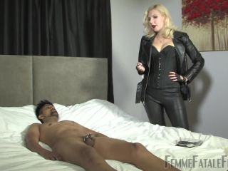 Chastity Milking   2nd Apr 2017