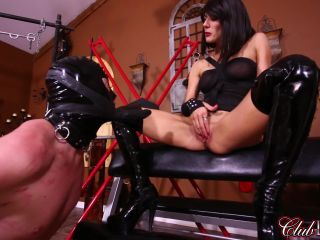 Cruel & Unusual Femdom – Cruel Unusual FemDom – Arena Rome Ball Chindo Fucking – Queen Arena Rome