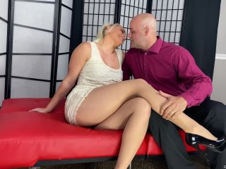 Bratty Babes Own You – Caught Staring At Cheating Step-Mom Having Sex With Co Worker Footjob