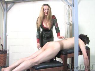 Online femdom video Femme Fatale Films - Ms Nikki - Rich Reward  Complete
