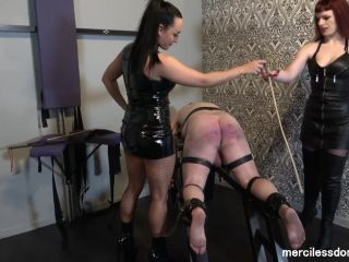 Merciless Dominas – Caned for Pleasure – Corporal Punishment – Whipping, Whipped, brianna femdom on bdsm porn