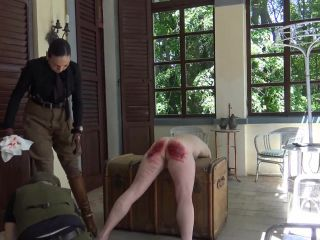 MADAME CATARINA - CRUELEST BEAUTY - Safari Caning: Chapter Four- The Finale | punishment | fetish porn