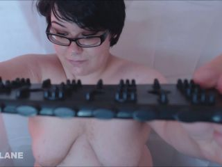 BBW Breast Paddling