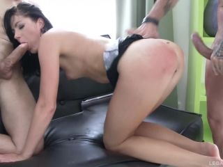 Laima - Laima has intense fuck session with DP, DAP double pussy fuc ...