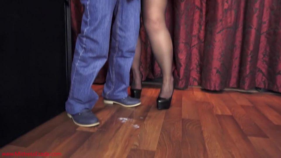 FemdomZzz - Mistress Ezada Sinn: Panties Thief Wanking Punishment ...