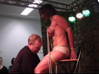 Public Breast Suspension for Slave D