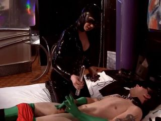 Humiliated by Catwoman (Lexi Sindel) / Catwoman's mind control humiliation