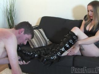 Online video Letchy Landlord (Part 9)  27th Apr 2014 femdom
