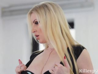 Georgie Lyall-Hot Babe In The Office