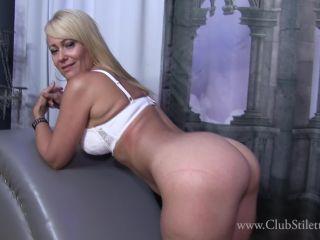 [Femdom 2018] Club Stiletto FemDom  Yes Mommy, I Love Daddy's Cum. Starring mistress Kandy [Pussy Licking, Ass Worship, Anilingus, Assworship, Asslicking, Ass Licking]