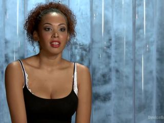 Samoan beauty with huge natural tits is tormented and fucked!!! - Kink  December 27, 2013