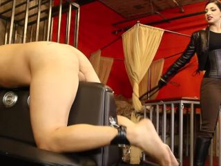 Cybill Troy FemDom Anti-Sex League  Dovetail Whipping