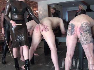 Lady Valeska - Can You Handle The Cane Of 6 Dominatrixes [HD 720P] - Screenshot 6