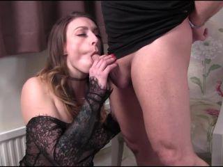 Ava Austen – Slut takes DP Spitroast Double Facial
