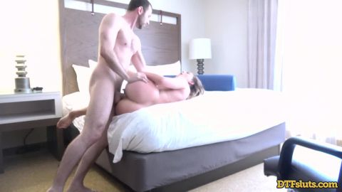 James Deen, Cherie Deville - Cherie Deville Fucks In A Hotel Hookup (720p)
