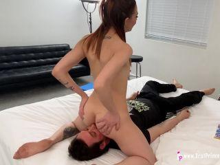 Alexa Kane - Facesits Her Stepbrother Nude [FullHD 1080P] - Screenshot 6
