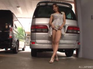 Awesome Kaori strips and gives head at a glory hole Video Online
