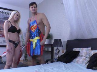 Big Breasted MILF Christina Shine Gets an Anal Creampie!