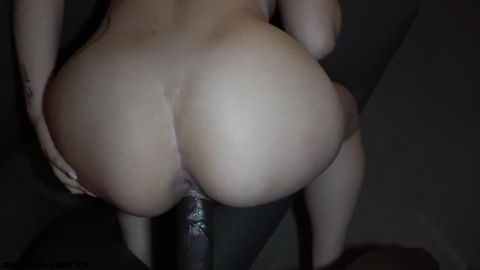 Cute Thick Latina Gets A Creampie