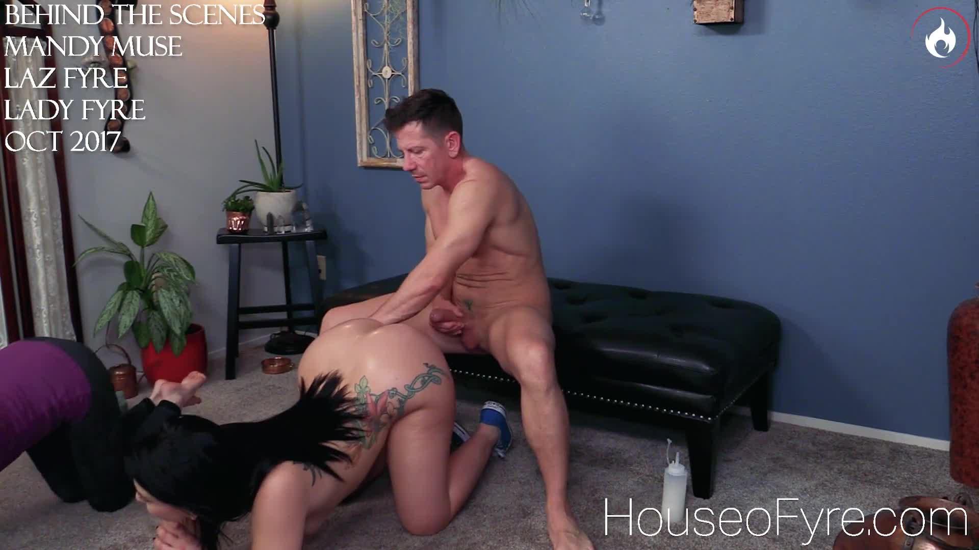 Hardcore Big Booty Pounding