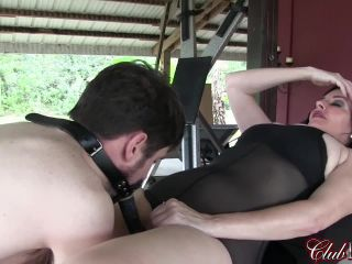 Fucking Machine – Cruel & Unusual FemDom – Whipped, Fucked and Forced Starring Mistress Michelle Lacy, Goddess Tangent and Mistress Natasha
