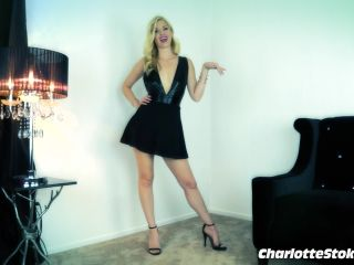 Charlotte Stokely - Beta Boy Turned Cock Lover