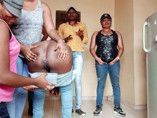 Ebony_Princess - The Nigerian Scat Files Vol 4 [FullHD 1080P] - Screenshot 1