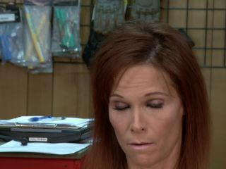 Big Tit MILF Takes Two Cocks in her Ass and Pussy - Kink  November 13, 2013