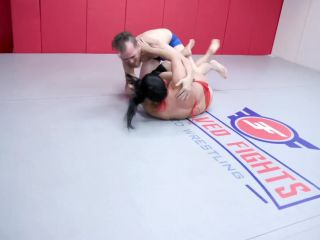 Evolved Fights – Sheena Ryder vs Chad Diamond