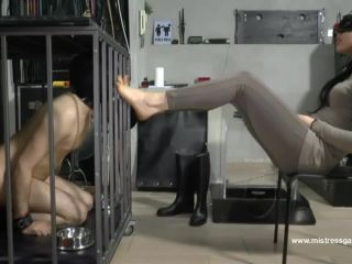 Mistress Gaia – Deep Throat For Her Feet – Female Domination, Fetish - mistress - femdom porn fetish toys