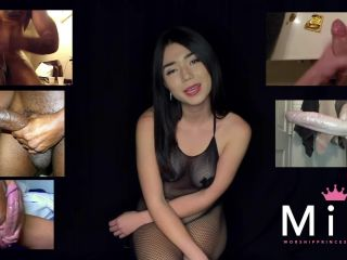 Princess Miki – Cock Focus Reprogramming 1080p