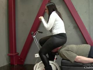 Club Stiletto – Mistress Kate – Face Rubbed Raw –  Facesitting, Face Sit