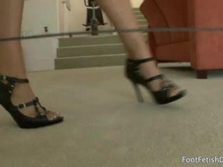 Christina Moure Leg Show