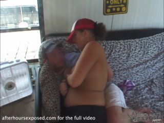 Blowjob fingering sy eating ass licking double dildo fun all in one vid
