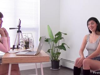 webcams - Manyvids Webcams Video presents Girl Miss Louise – Big Tits French Asian Threesome Casting