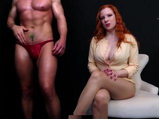 Lady Fyre - Faggot training | forced orgasms | femdom porn