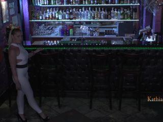 KathiaNobiliGirls presents Kathia Nobili — Tonight is the night!!! Most sensual BLOW JOB in the STRIP CLUB!!!