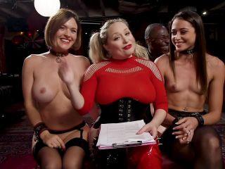 New 05.04.19 Aiden Starr, Rob Piper, Krissy Lynn, Avi Love – Teen Whore Trained in Anal Bondage By MILF Sex Servant