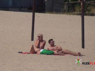 Beautiful on Nudist Beach 02 Brazil 2